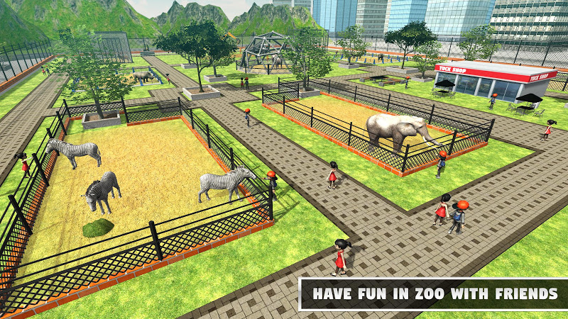 animal zoo simulator