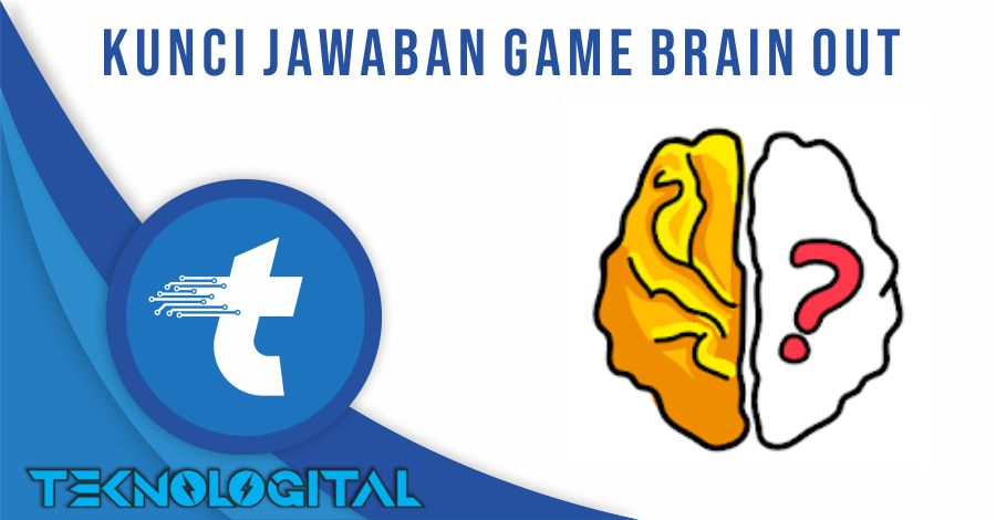 JAWABAN BRAIN OUT