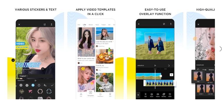 Aplikasi Edit Video TikTok capcut