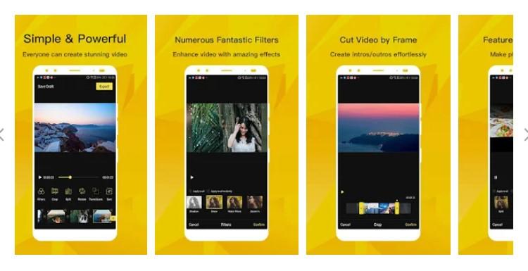Aplikasi Edit Video TikTok Beecut