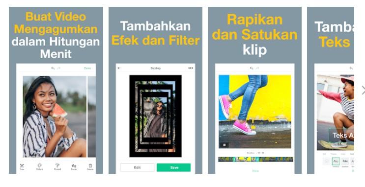 Aplikasi Edit Video TikTok Magisto