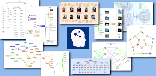 aplikasi mind mapping miMind